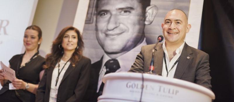 Ahmet Serhan Kaner 70. Yıl Konuşması