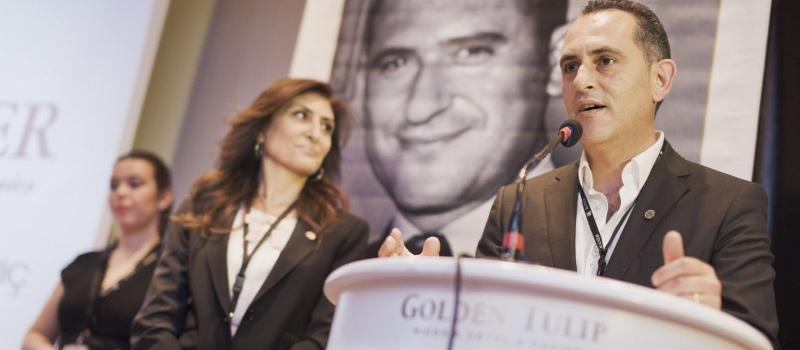 Adem Kaan Kaner 70. Yıl Konuşması